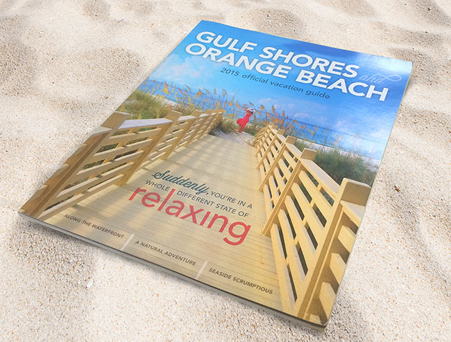 Gulf Shores and Orange Beach 2015 Official Vacation Guide